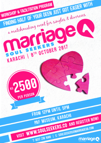 Soul Seekers – Karachi